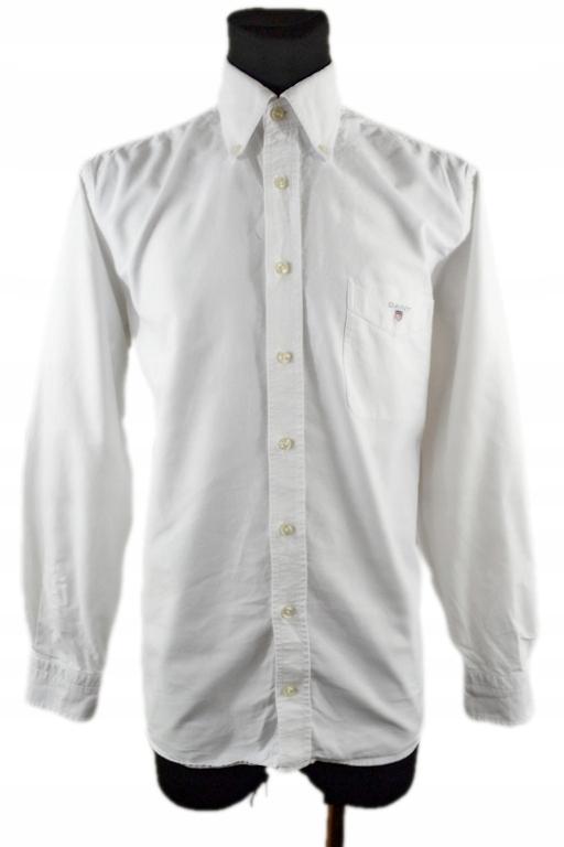 GANT Oryginalna Biała Koszula CLASSIC OXFORD M