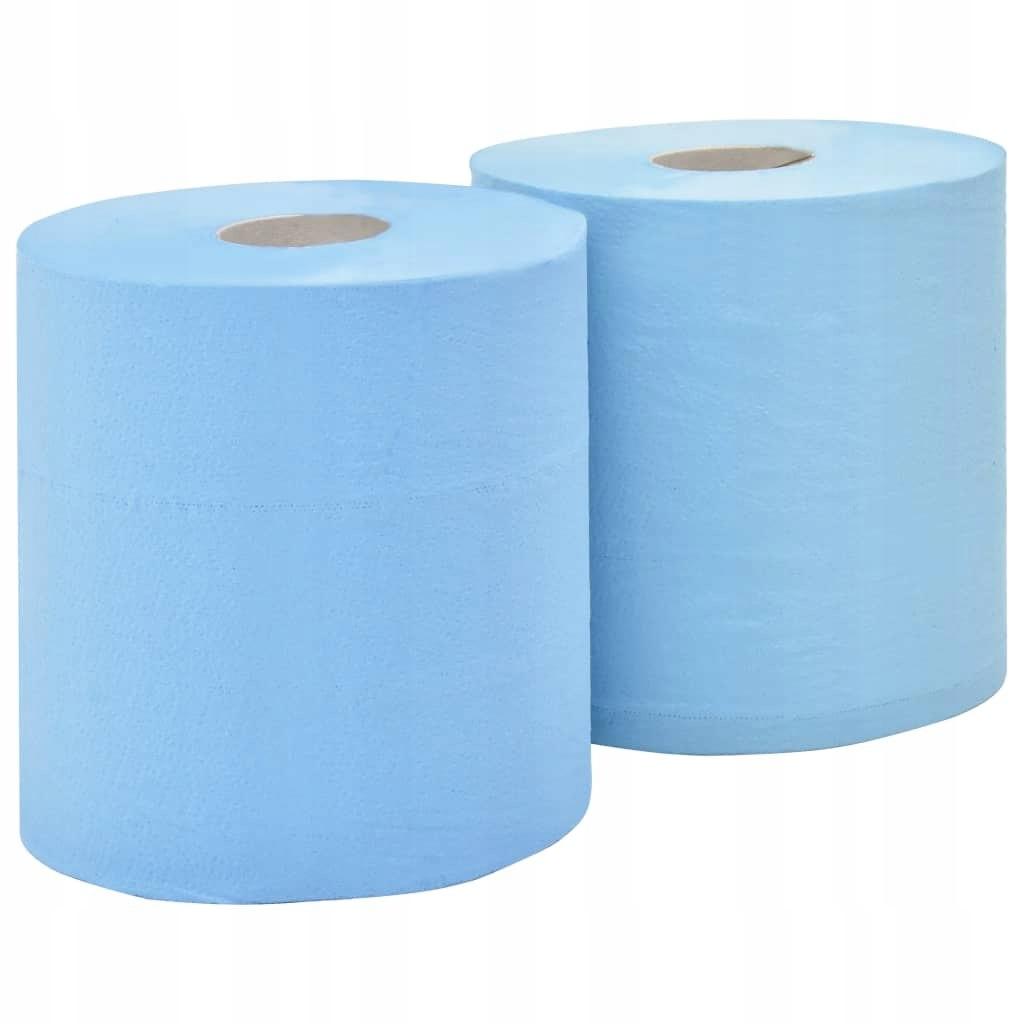 3-warstwowy papier przemysłowy, 2 rolki, 38 cm