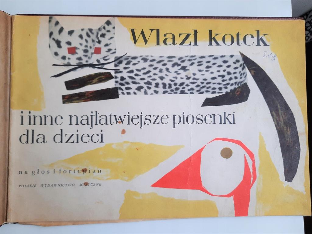 Wlazł kotek i inne piosenki Kaczurbina Miklaszewsk