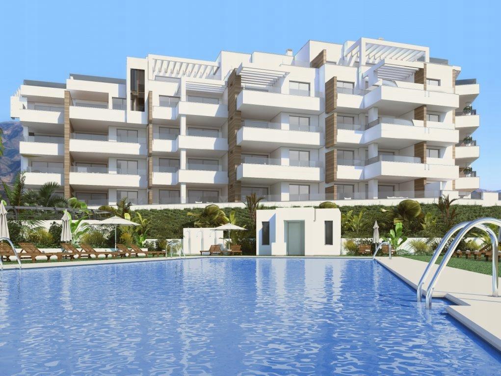 Mieszkanie, Malaga, 54 m²