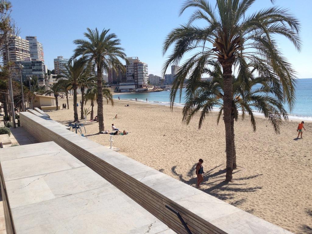 Hipszania Alicante apartament