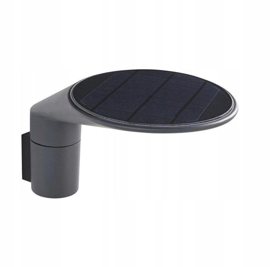 Kinkiet solarny z czujnikiem ruchu LED IP44 3,2W f