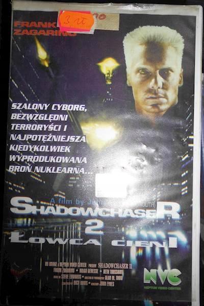 Łowca cieni 2 - VHS kaseta video