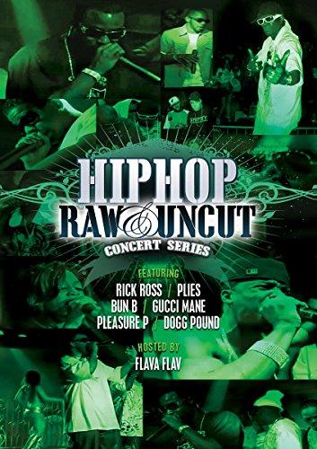 DVD V/A Hip Hop Raw & Uncut..
