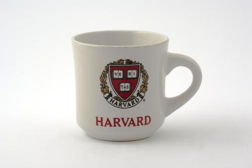 Okularnicy Agnieszka Osiecka kubek z Harvardu