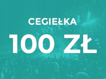 Cegiełka 100 zł Wirtualna Puszka - Dobra Aukcja