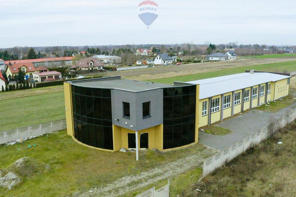 Magazyn Pabianice, pabianicki, 1150,00 m²