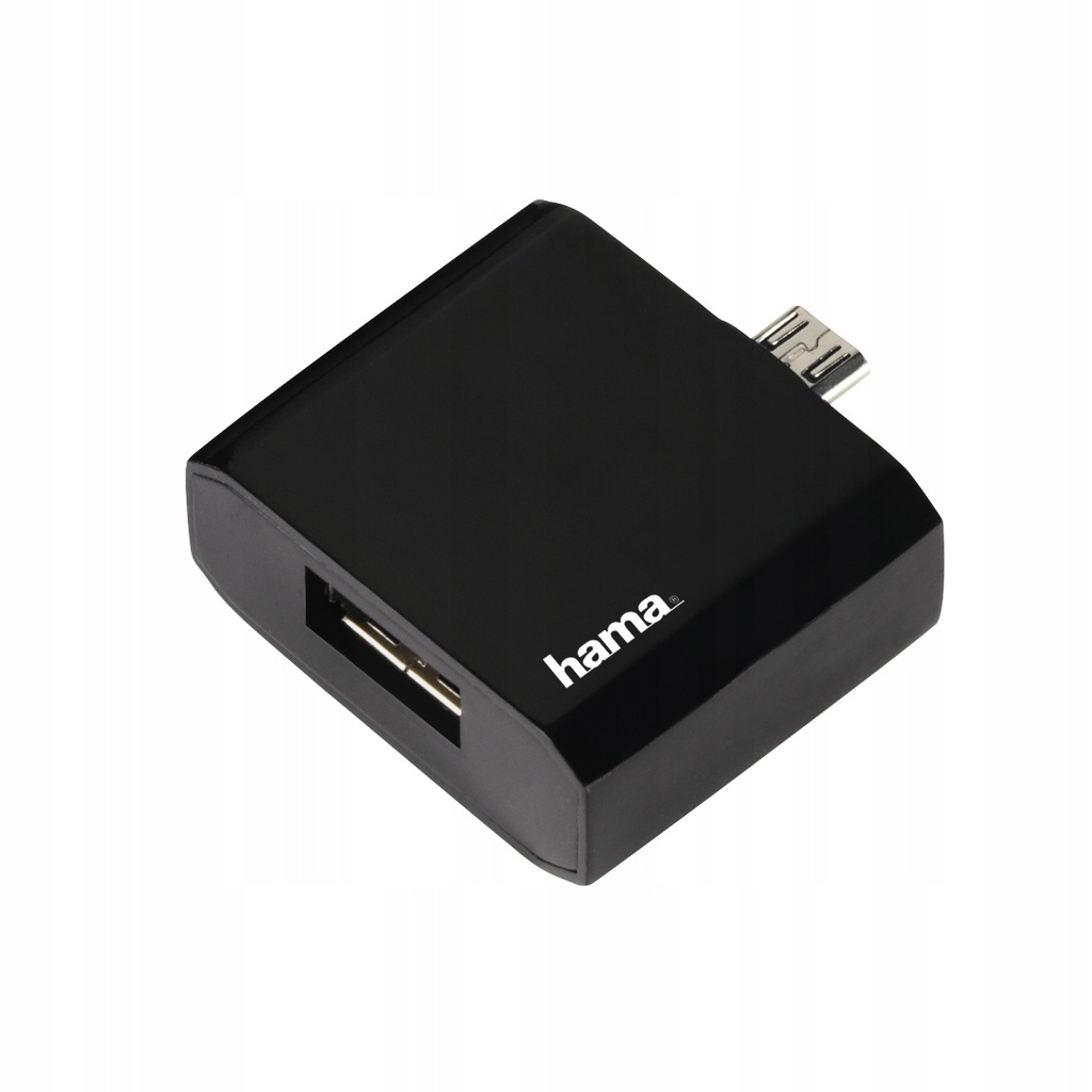 Hama USB Host Adapter z podłączeniem micro USB_PRO