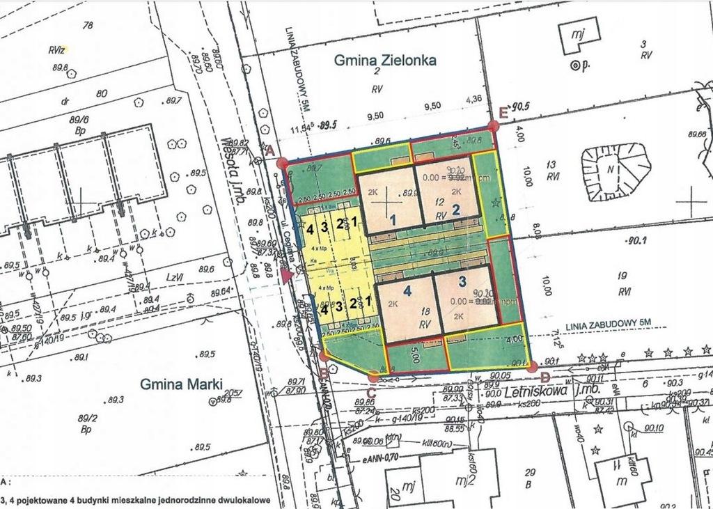 Mieszkanie, Zielonka, Wołomiński (pow.), 128 m²