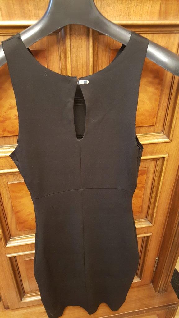Maje S czarna sukienka USA