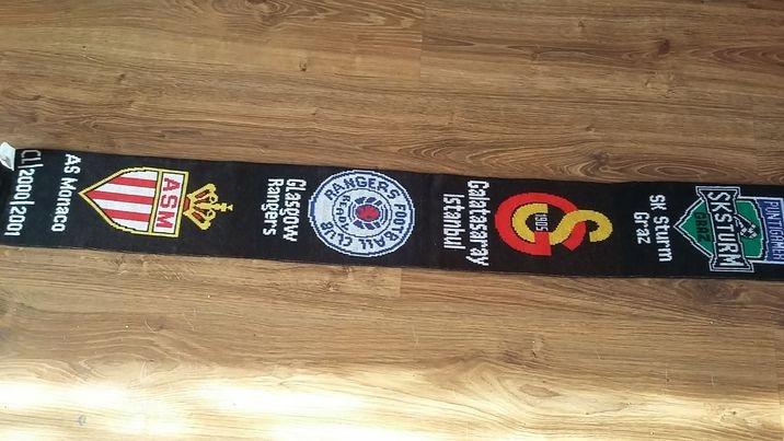 szalik Sturm Graz łączony