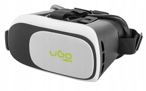 Okulary Google VR 3D UGO do smartfonów 4' do 6'