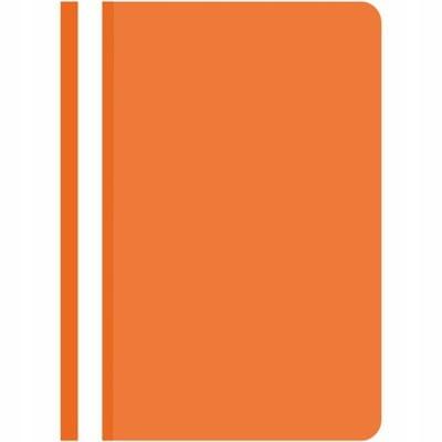 Skoroszyt pomarańczowy A4 twardy 1 sztuka