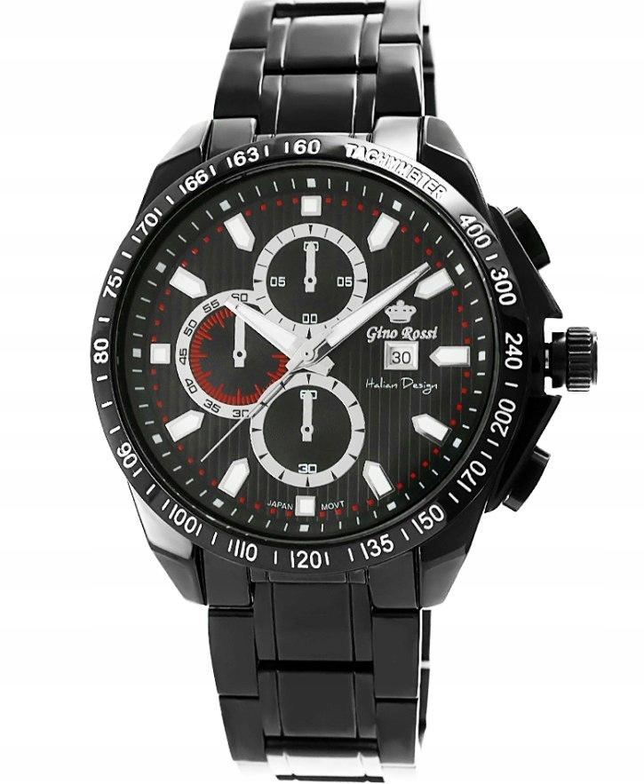 Zegarek Męski Gino Rossi 9153B-1A2