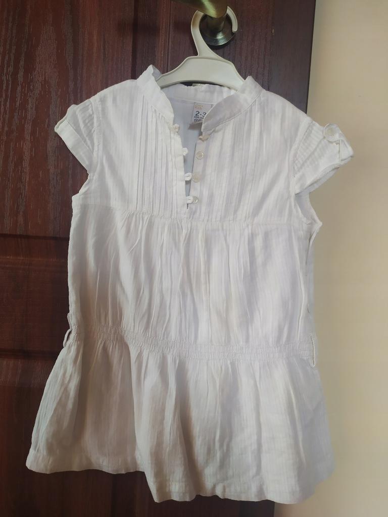 Sukienka dla dziewczynki ZARA - lato r.98