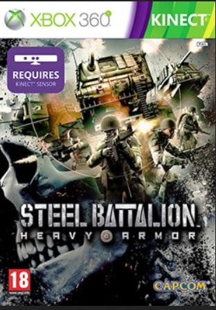 KINECT STEEL BATTALION HEAVY ARMOR XBOX 360 SKLEP
