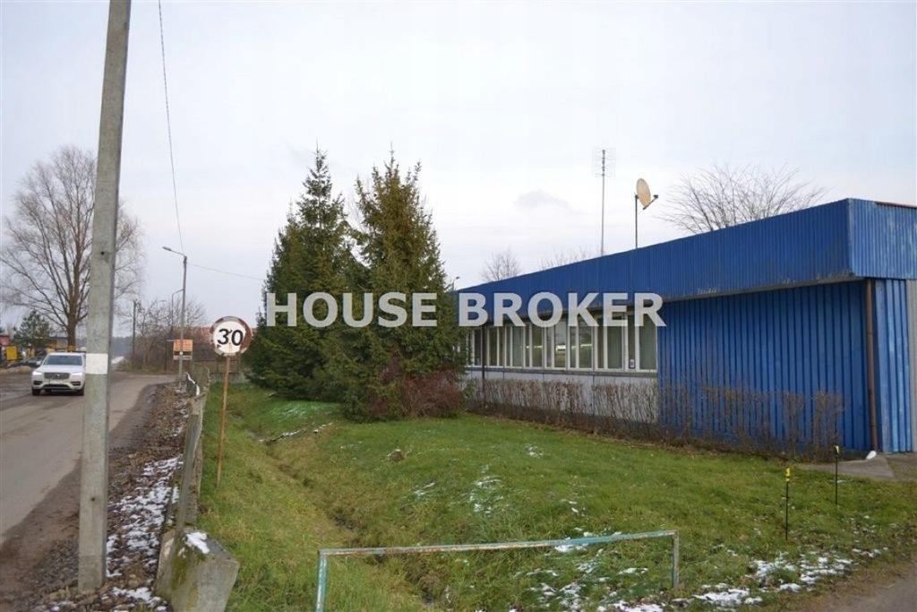 Fabryka, Nowa Wieś Lęborska, 452 m²