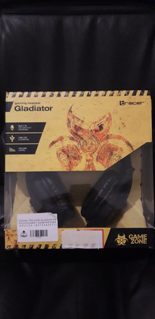 OKAZJA! Słuchawki gamingowe Tracer Gladiator