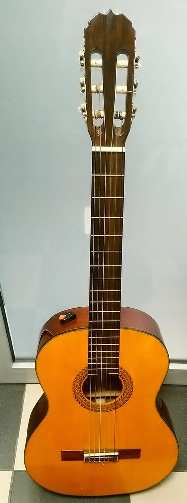 Gitara klasyczna Rosario C-36 + dodatki