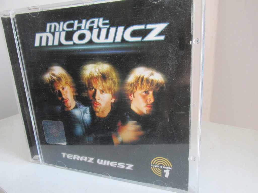 Michal Milowicz Teraz Wiesz 8428212028 Oficjalne Archiwum Allegro