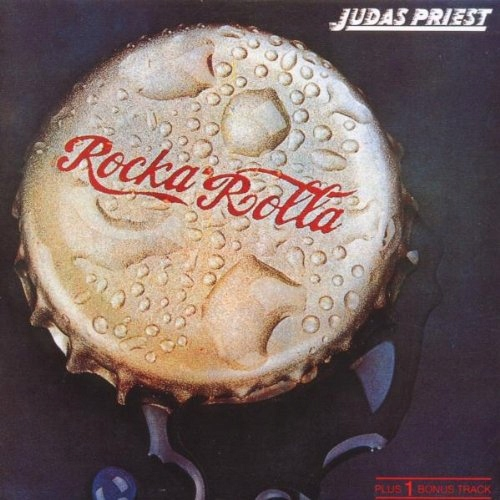 CD Judas Priest Rocka Rolla