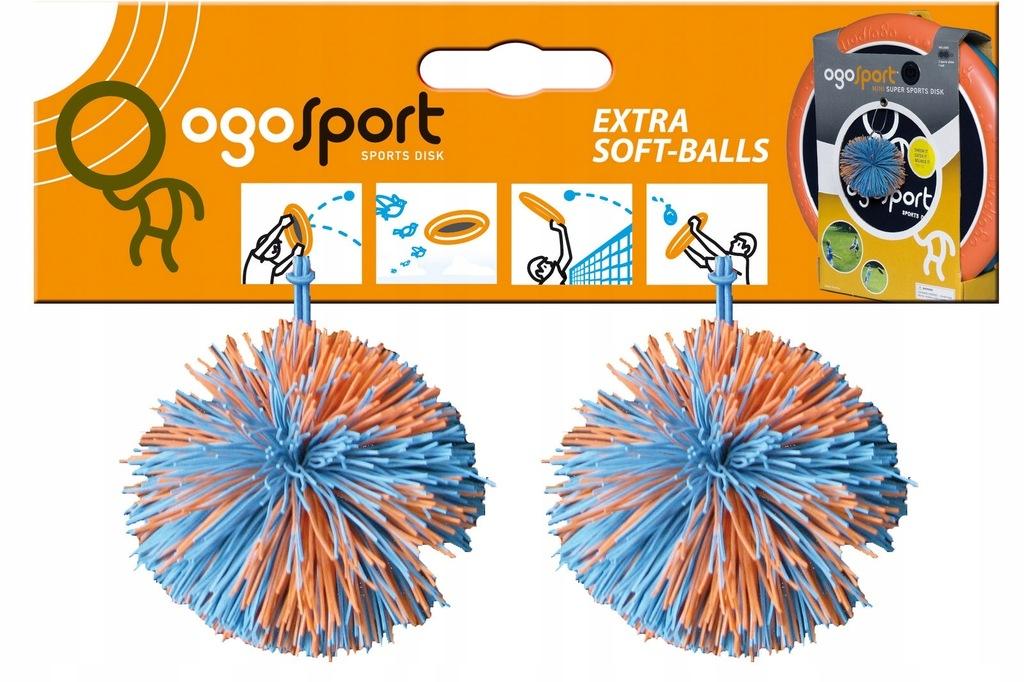 OgoSport Ogo kulki 2 sztuki