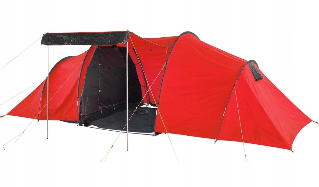 Namiot kempingowy ProAction 6 Man 1 Room K446