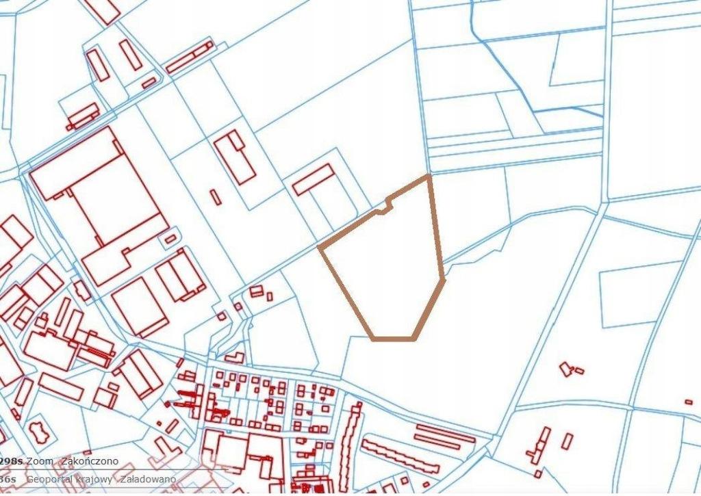 Działka, Nowa Sól, Nowosolski (pow.), 30063 m²