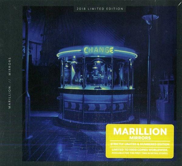 MARILLION Mirrors LIMITED 2CD reedycja FOLIA 24h