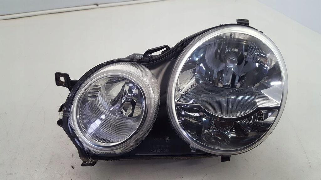 Lampa przód przednia lewa 6Q1941007M VW Polo 9N