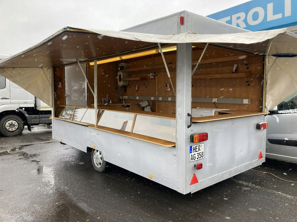 Przycze gastronomiczna imbis Food Truck foodtruck