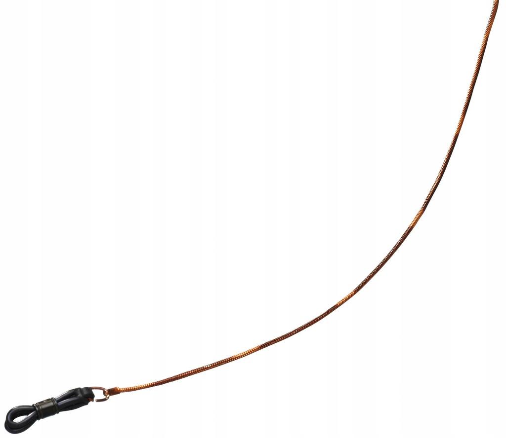 Henri Beaud sznurek do okularów Serpent 65 cm brąz