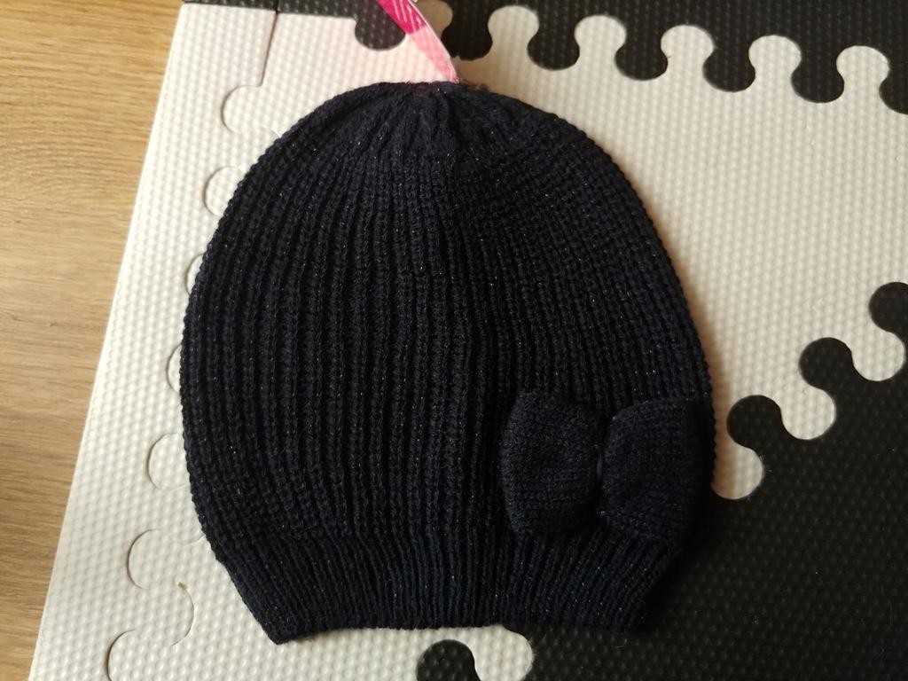 cudna czapka przejsciowa roz.50 NOWA 3-4lat
