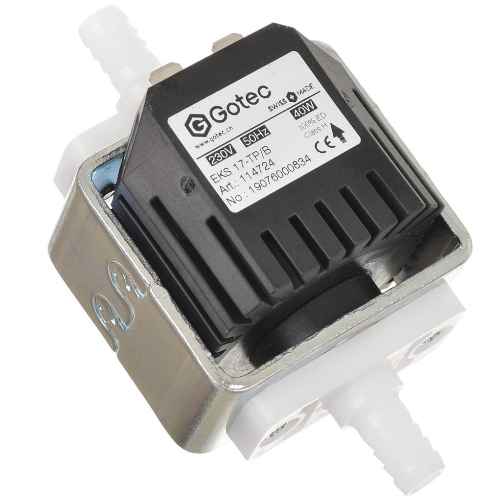 Vodné čerpadlo GOTEC 17-TP/B Karcher PUZZI 100 200 8/1