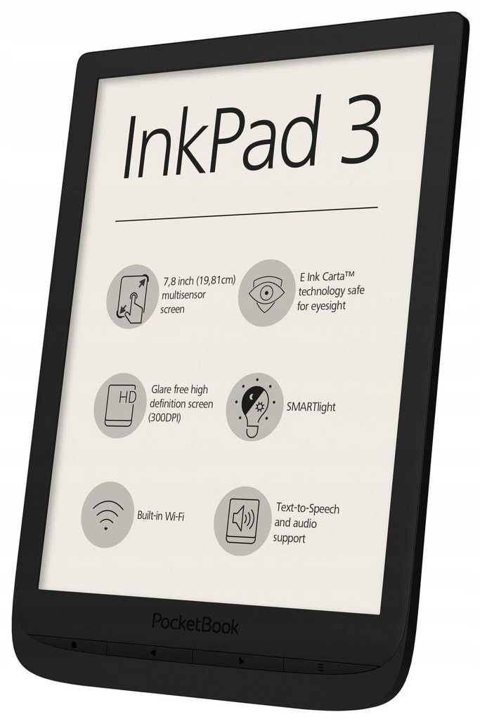 Czytnik E-book POCKETBOOK PB 740 InkPad 3 PB740-E-