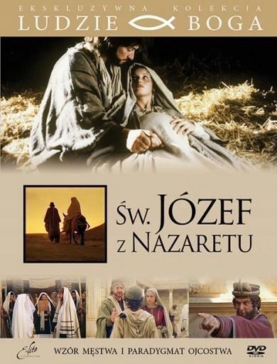 LUDZIE BOGA. ŚWIĘTY JÓZEF Z NAZARETU DVD + KSIĄŻKA