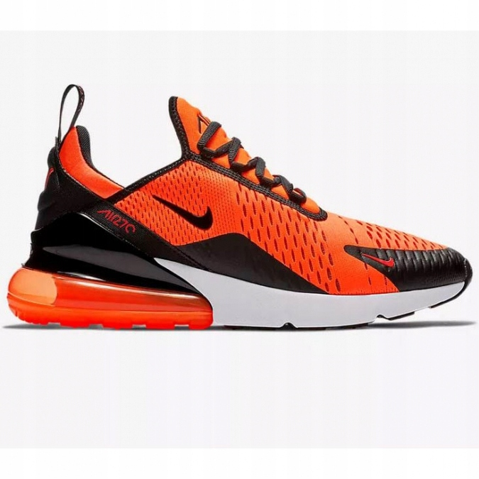 Buty Nike Air Max 270 Orange Pomarańczowe 36 45