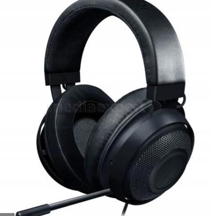 X3249 razer kraken x słuchawki nauszne gamingowe