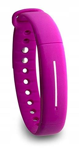 Zegarek alarmowy SALVALAVITA Beghelli różowy