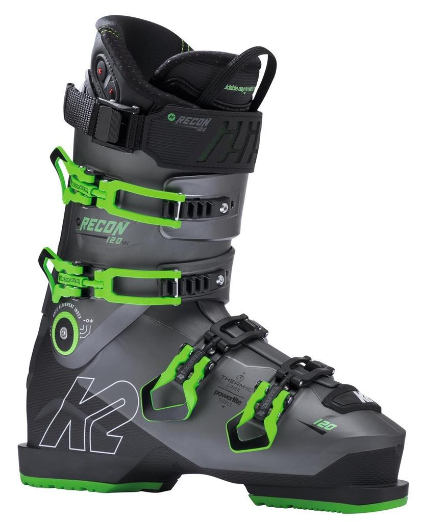 Buty narciarskie K2 Recon 120 MV Heat Czarny 28/28