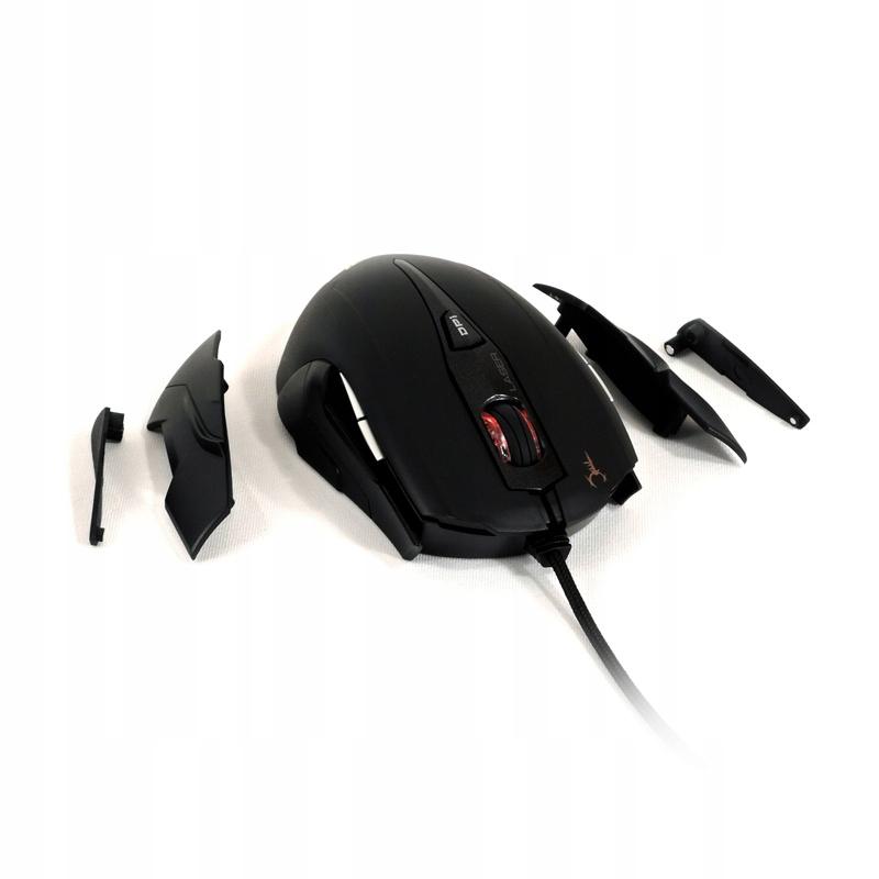 Gamdias Hades Laser - Mysz dla graczy 8200 DPI