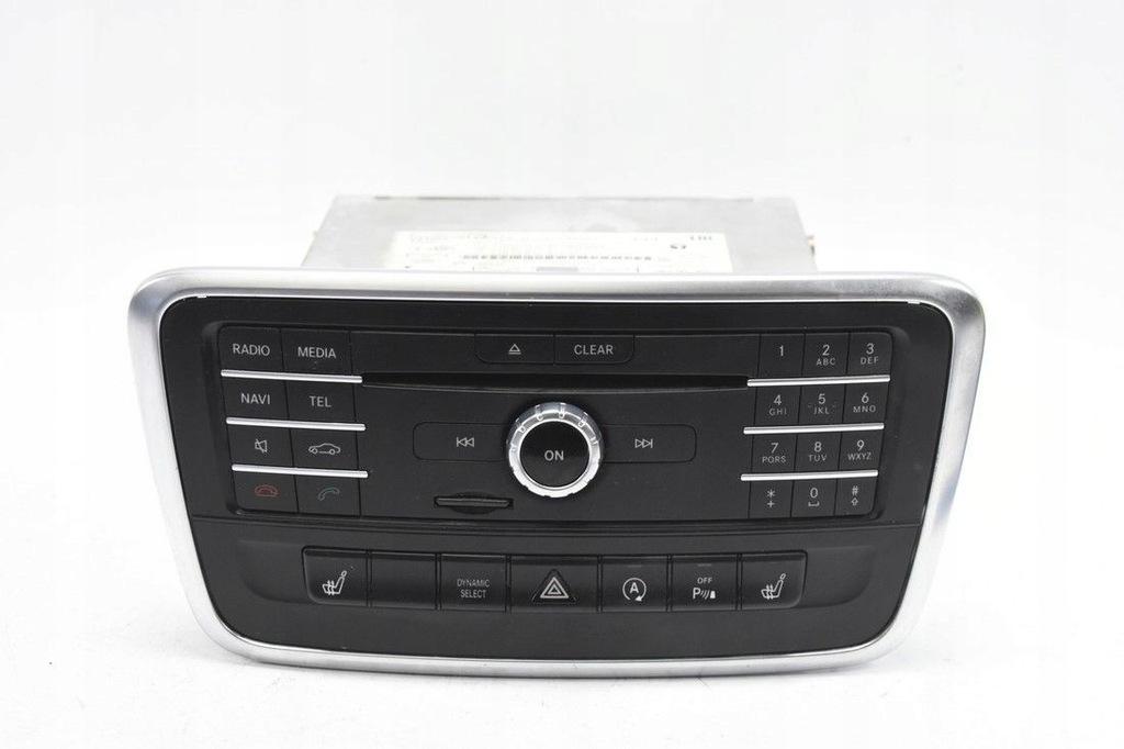 RADIO NAVIGACJA MAPA MERCEDES GLA W156 X156 13-