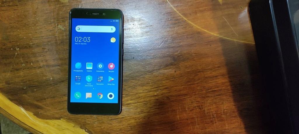 Xiaomi Redmi 4A 2/16GB. Stan idealny! Tanio!