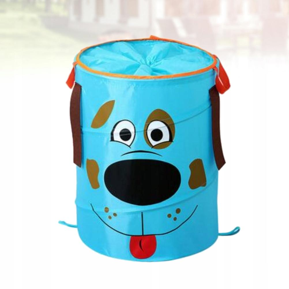 1Pc Dog Style Zaprojektowane składane wiadro do pr