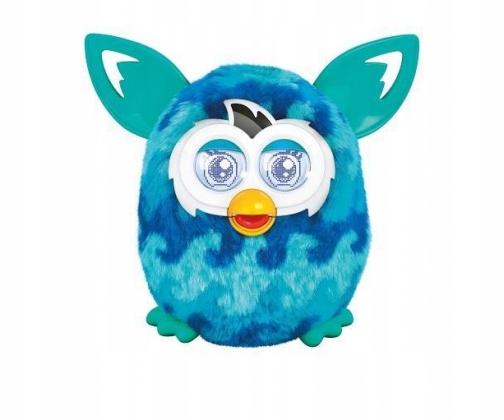 Polski Furby Boom Pioruny Blyskawice Hasbro 8266393368 Oficjalne Archiwum Allegro