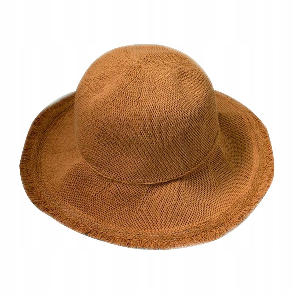 Kobiety Outdoor Składana bawełniana lniana czapka