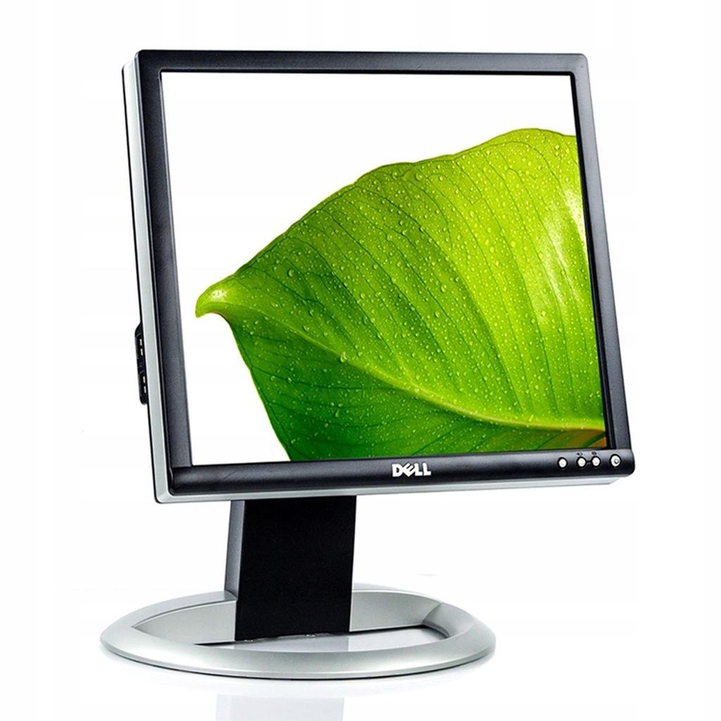 Monitor Dell 1704fpvt 17 Faktura Gw Fv M24 8109296735 Oficjalne Archiwum Allegro