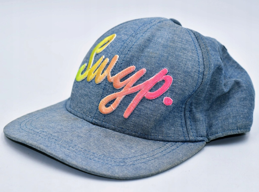 4742-38 ...H&M DIVIDED.. CZAPKA FULL CAP r.ONE