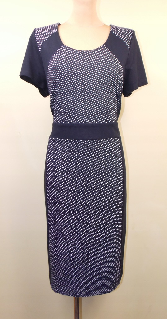 sukienka wizytowa j ASOS klasyczna biuro panel 44