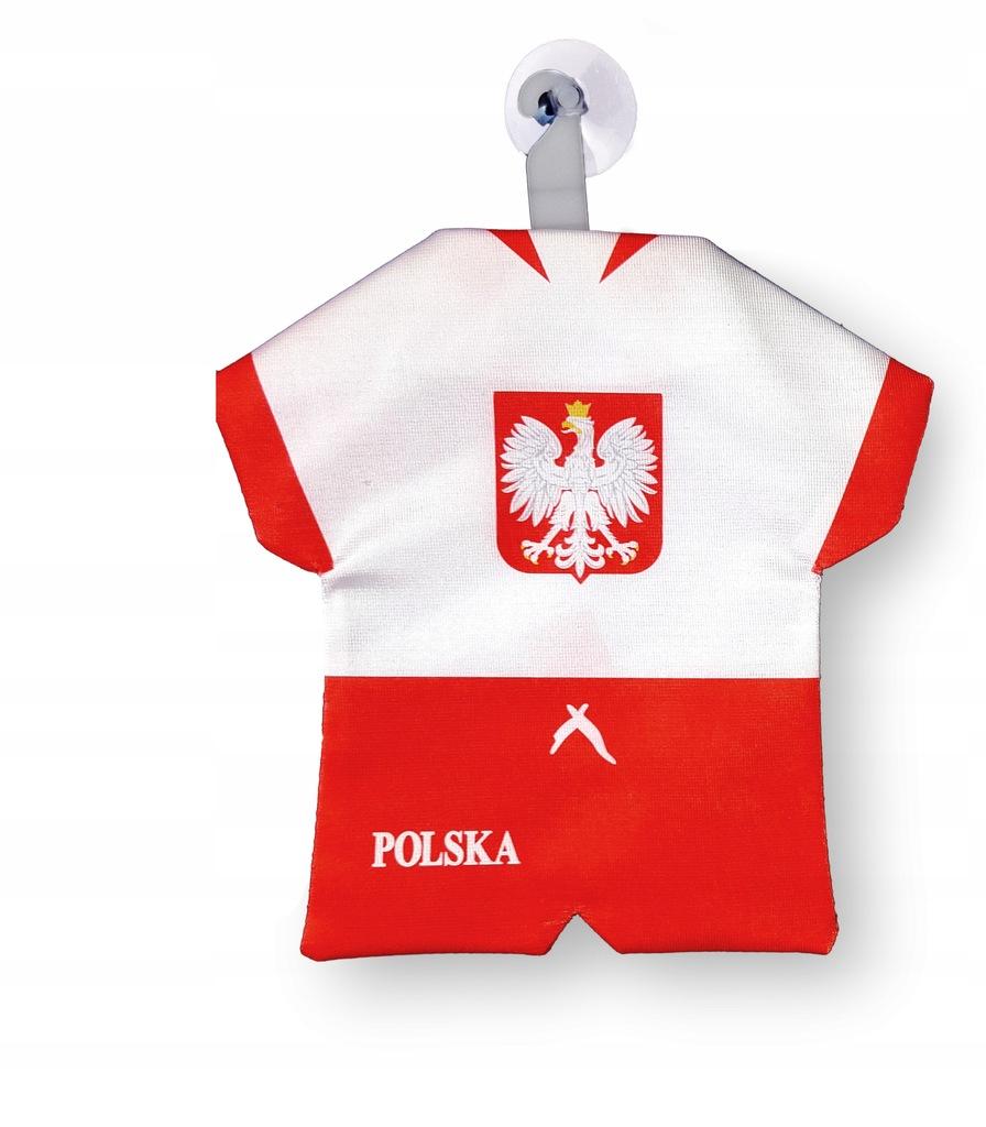 ZAWIESZKA samochodowa MINI T-SHIRT KOSZULKA Polska